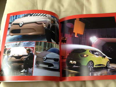 ルーテシアデザインブック