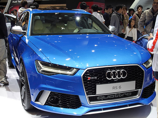 RS6クワトロ