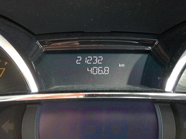 2016年12月の燃費