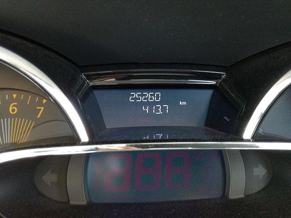 2017年6月の燃費